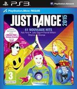 Just Dance 2015 pochette PS3 (BLES02052)