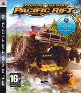 MotorStorm: Pacific Rift PS3 cover (BCES00129)