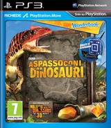Wonderbook: Walking with Dinosaurs PS3 cover (BCES01953)
