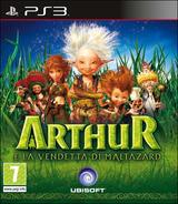 Arthur e la Vendetta di Maltazard PS3 cover (BLES00772)