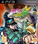 JoJo's Bizarre Adventure: All-Star Battle PS3 cover (BLES01986)