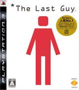 ザ ラストガイ PS3 cover (BCJS30033)