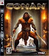 Conan PS3 cover (BLJM60051)