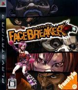 FaceBreaker PS3 cover (BLJM60095)