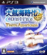 Daikoukai Jidai Online: Tierra Americana PS3 cover (BLJM60319)