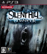 Silent Hill: Downpour PS3 cover (BLJM60391)