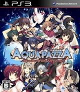 AquaPazza: AquaPlus Dream Match PS3 cover (BLJM60476)