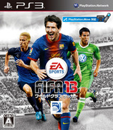FIFA 13: World Class Soccer PS3 cover (BLJM60514)