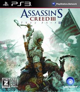 Assassin's Creed III PS3 cover (BLJM60516)