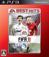 FIFA 11 (EA Best Hits) PS3 cover (BLJM61011)