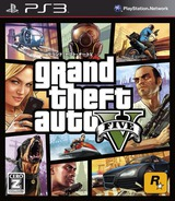 Grand Theft Auto V PS3 cover (BLJM61019)