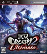 Musou Orochi 2 Ultimate PS3 cover (BLJM61084)