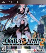 アキバズトリップ 2 PS3 cover (BLJM61105)