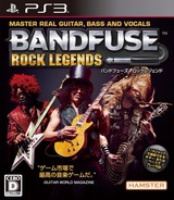 BandFuse: Rock Legends PS3 cover (BLJM61137)
