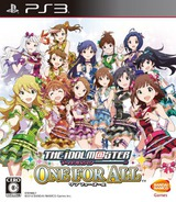 The IdolM@ster: One for All PS3 cover (BLJS10260)