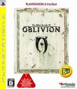 The Elder Scrolls IV: Oblivion (PlayStation 3 the Best) PS3 cover (BLJS50005)