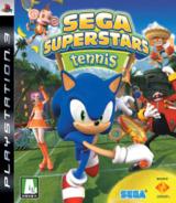세가 슈퍼 스타 테니스 PS3 cover (BCKS10046)