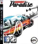 번아웃 파라다이스 PS3 cover (BLKS20051)