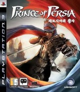 Prince of Persia PS3 cover (BLKS20100)