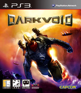 Dark Void PS3 cover (BLKS20137)