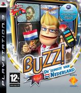 Buzz! De Slimste Van Nederland PS3 cover (BCES00364)