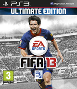 FIFA 13: Ultimate Edition PS3 cover (BLES01676)