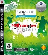 SingStar Morangos Com Açúcar PS3 cover (BCES00518)