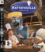 Ratatouille PS3 cover (BLES00089)
