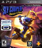 Sly Cooper: Thieves in Time PS3 cover (BCUS98247)
