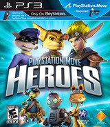 Playstation Move Heroe PS3 cover (BCUS98248)