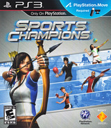 Sports Champions (Bundle) PS3 cover (BCUS98262)