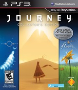 Journey:Collector's Edition PS3 cover (BCUS98377)