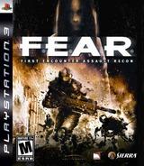 F.E.A.R. PS3 cover (BLUS30003)
