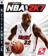 NBA 2K7 PS3 cover (BLUS30004)