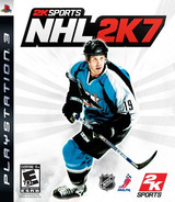NHL 2K7 PS3 cover (BLUS30005)