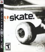 Skate PS3 cover (BLUS30059)