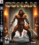 Conan PS3 cover (BLUS30069)
