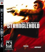 Stranglehold PS3 cover (BLUS30080)