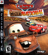 Cars: Mater-National Championship PS3 cover (BLUS30088)
