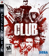 The Club PS3 cover (BLUS30108)