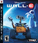 WALL•E PS3 cover (BLUS30151)