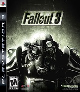 Fallout 3 PS3 cover (BLUS30185)