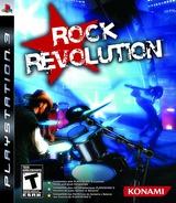 Rock Revolution PS3 cover (BLUS30212)