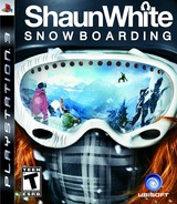 Shaun White Snowboarding PS3 cover (BLUS30223)