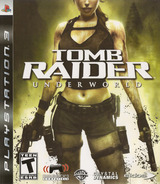 Tomb Raider: Underworld PS3 cover (BLUS30224)