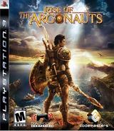 Rise of the Argonauts PS3 cover (BLUS30228)