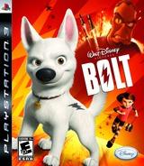 Bolt PS3 cover (BLUS30229)