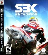 SBK: Superbike World Championship PS3 cover (BLUS30236)