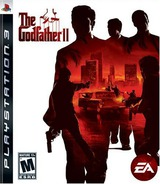 The Godfather II PS3 cover (BLUS30261)