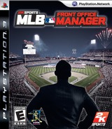 MLB Front Office Manager PS3 cover (BLUS30266)